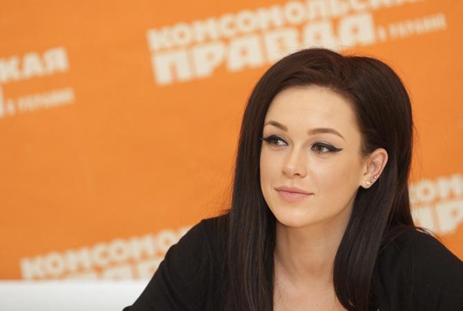 Мария Яремчук стала заядлым грибником