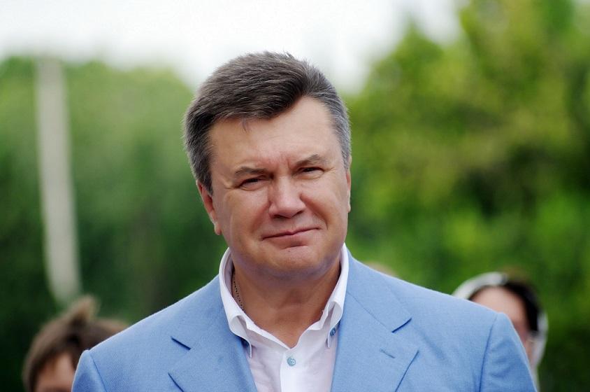 За квартирой беглого экс-президента Украины никто не присматривает