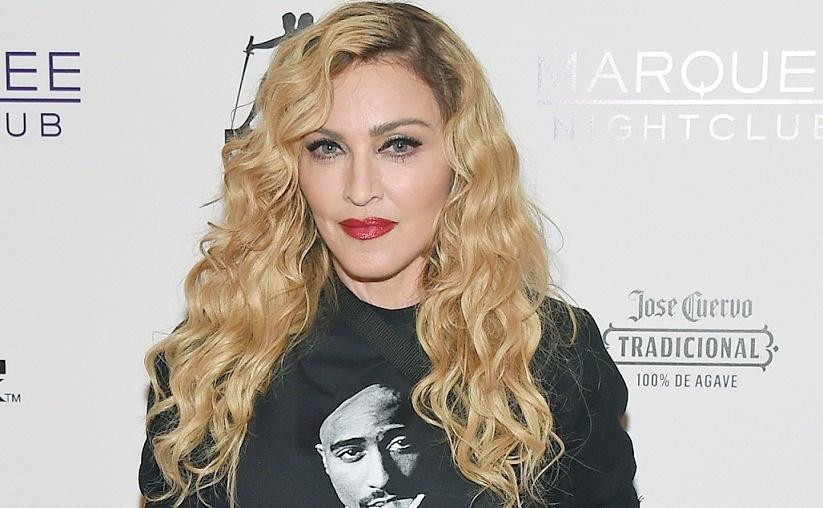 Мадонна призвала голосовать за Хиллари Клинтон в крайне необычный способ
