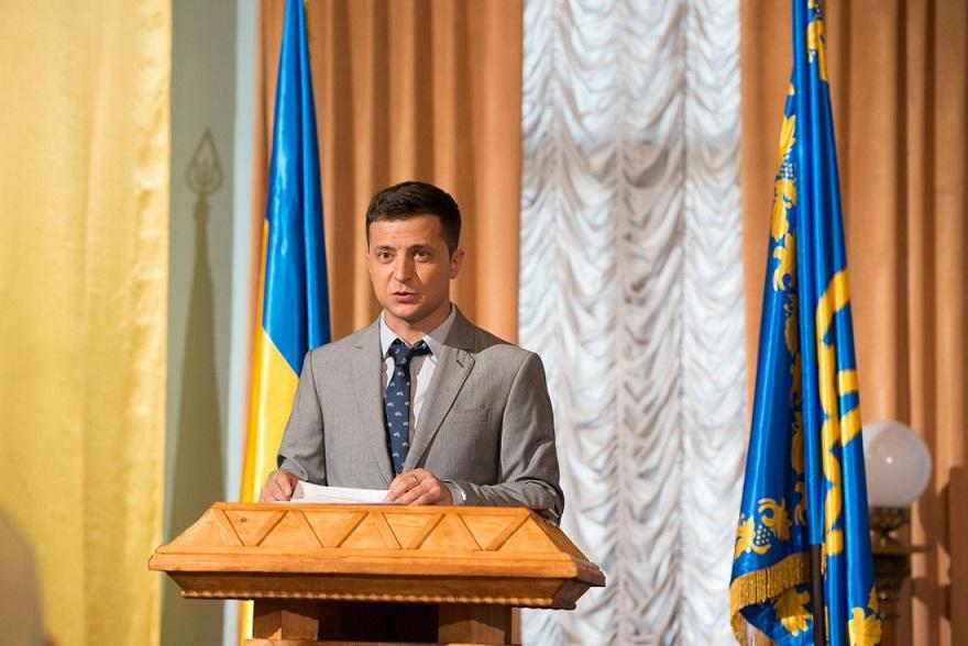 Украинский комик снова жестко прошелся по украинскому главе государства