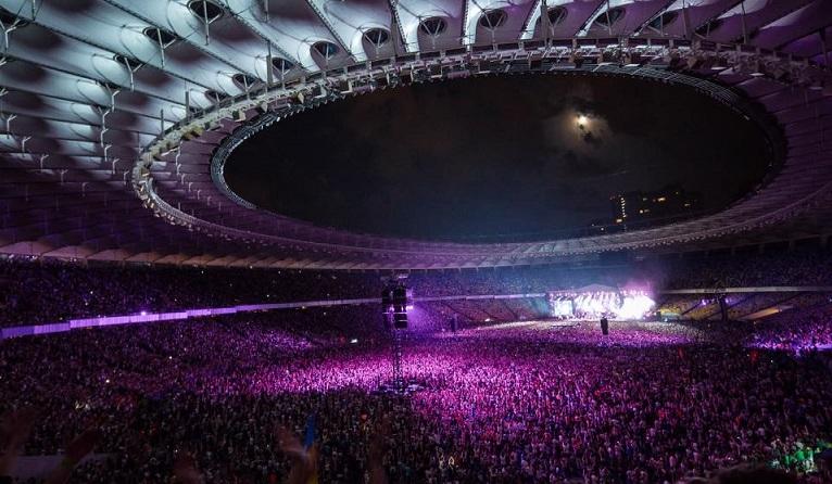 """""""Океан Эльзы"""" собрал на своем концерте огромное количество знаменитых украинцев"""