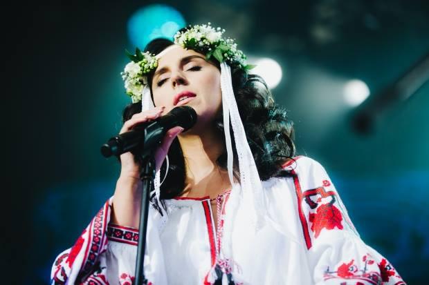 Победительницу Евровидения изобразили в необычном виде